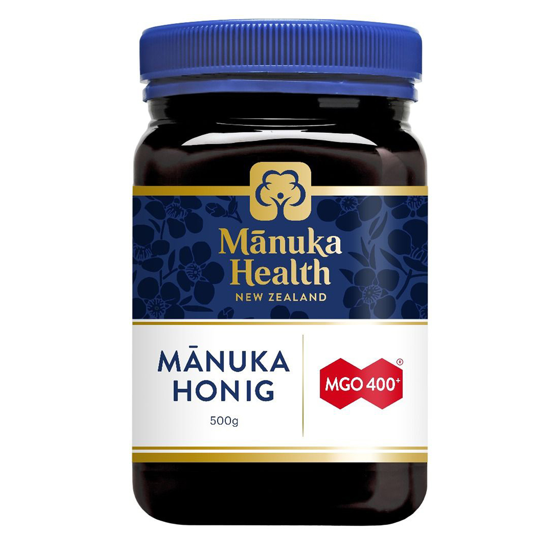Manuka Health Manuka Honig MGO 400+ 500 g