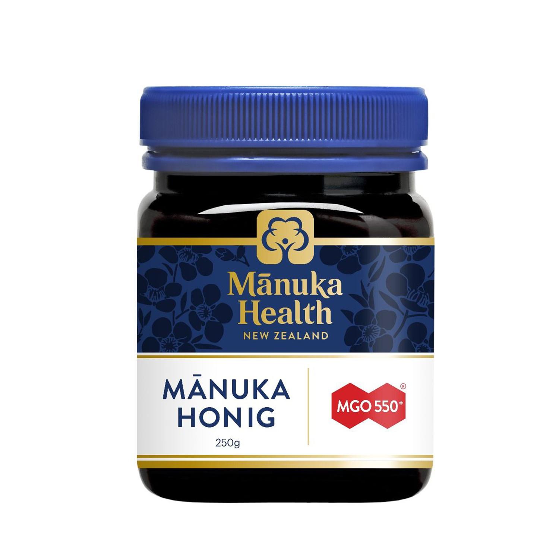 Manuka Health Manuka Honig MGO 550+ 250 g